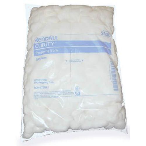 Picture of Cotton Balls - Non-Sterile - Medium - 4000/Case