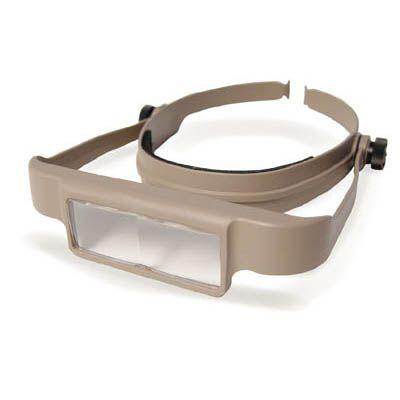 Picture of Optisight Headband Magnifier - Lens Plate No 3/4/5 - 3X/4X/5X - Ea