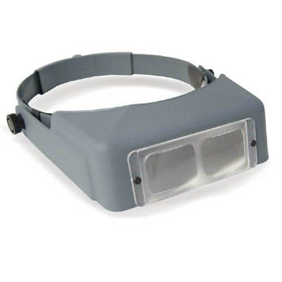 Picture of Optivisor Lx Headband Magnifier - Lens Plate No 7 - 2. 75X - Ea