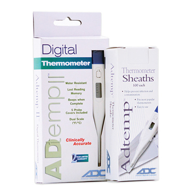 Picture of Oral Digital Thermometer -Ea