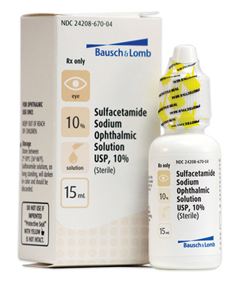 Picture of Sulfacetamide Sodium 10 pct (Rx) 15 ml
