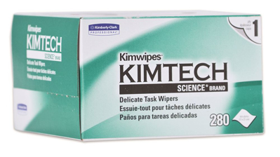 Picture of Kimwipes - 4 1/2 In X 8 1/2 In - 280/Box