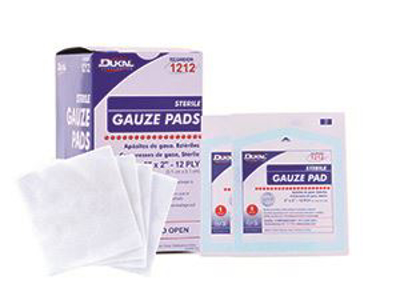 Picture of Gauze Pads Non Sterile 4X4 8 Ply Pkg/200