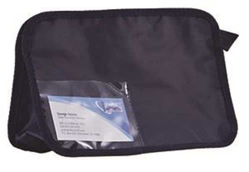 Picture of Dispensing Storage Bag W/ card Holder - Ea