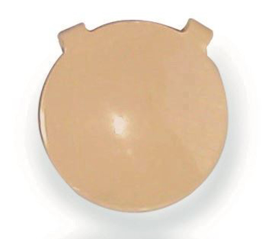 Picture of Clip-On Occluders - Round Tan 6/Pkg