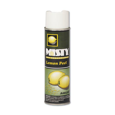 Picture of Misty Air Freshener - Lemon - 10 oz