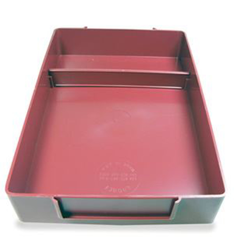 Picture of Burgundy Job Tray