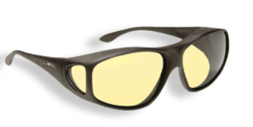 Picture of Haven Night Drivers- Sport Tapered Yellow Lenses