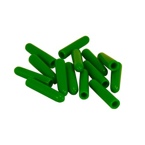 Picture of Instrument Tip Cover Non-Vent Green 2. 8X19 mm Pk/100