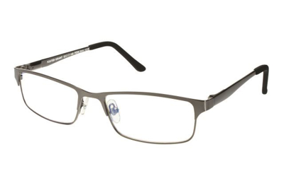 Picture of Foster Grant Full Frame Mens Gunmetal Rec