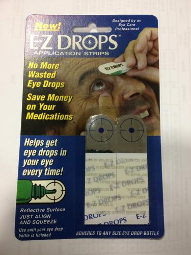 Picture of Ez Drop Eye Drop Applicator 2/Pk