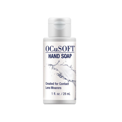 Picture of Ocusoft Hand Soap Travel Size- 1 Oz.