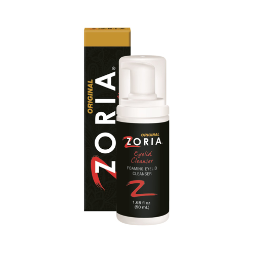 Picture of Zoria Original Foaming Eyelid Cleanser - 50 ml