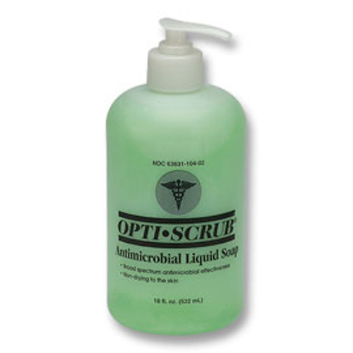 Picture of Opti-Scrub Hand Soap Pump Top Bottle - 18 oz