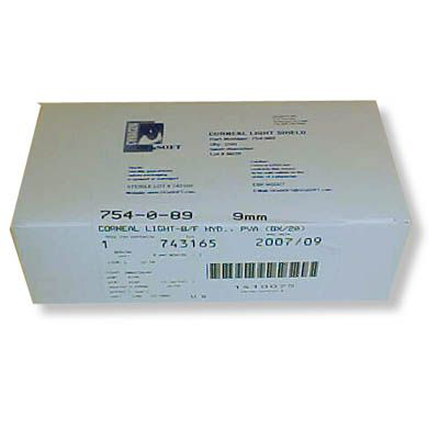 Picture of Corneal Light-B/F Hyd- Pva 9 Mm Box/20 Acceptng Back Orders