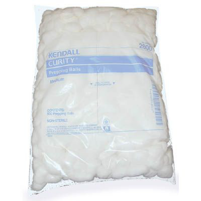Picture of Cotton Balls - Non-Sterile - Medium - 4000/Case