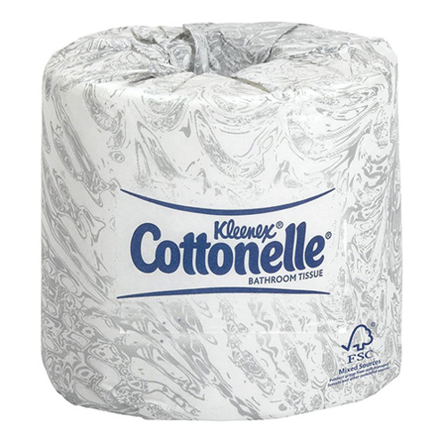 Picture of Kleenex Cottonelle Bathroom Tissue - 400 Sheets - 60/Case