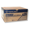 Picture of Syringes W/Needles-3Cc W/21Gx1 1/2In W/O Safety Lock Box/100