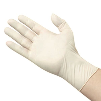 Picture of Latex Exam Gloves-Powder-Free Micro-Touch Plus (Medium) Box/150