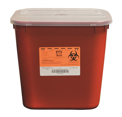 Picture of Sharps Container 2 Gal - Ea