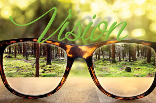 """Picture of Vision Glasses (6"""" X 4"""")"""