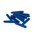 Picture of Instrument Tip Cover Non-Vent Blue 2X19 mm Pk/100