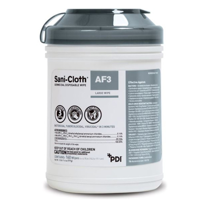 Picture of Sani-Cloth Af3 - No Alc - Large - 160/Can