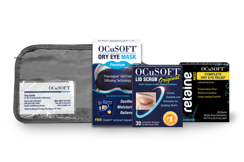 Picture of Ocusoft Dry Eye Kit