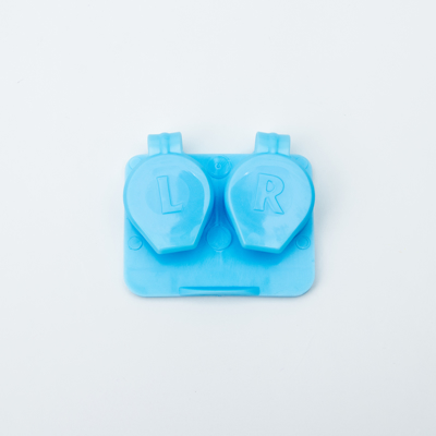 Contact Lens Flat Pack (Blue)